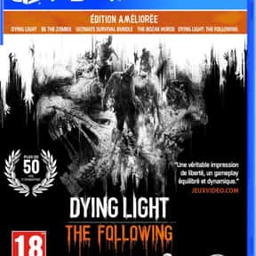 Dying Light: The Following is listed (or ranked) 20 on the list The Best Xbox One Horror Games