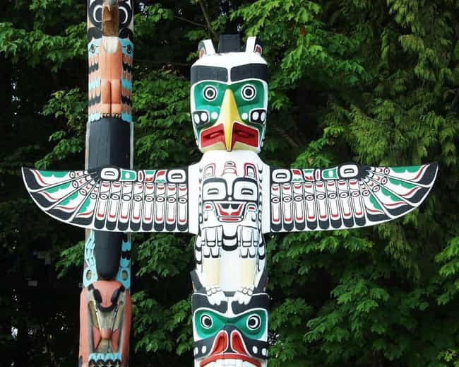 Totem Poles Aren't Used ... is listed (or ranked) 1 on the list Everything You Ever Wanted to Know About Totem Poles