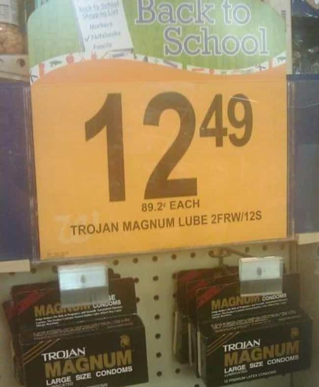 "Magnum P.I. is listed (or ranked) 1 on the list 27 Back to School Sales That Get an ""F"" for FAIL"