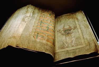 'The Devil's Bible'