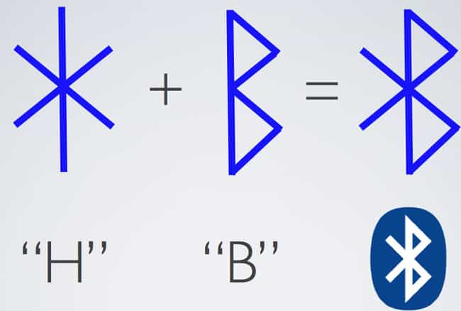 The Bluetooth Symbol &am... is listed (or ranked) 2 on the list 8 Ways Vikings Are Still Leaving Their Mark on the World