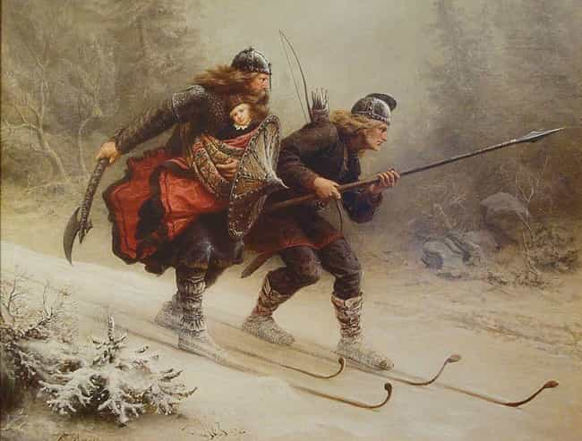 They Popularized Skiing ... is listed (or ranked) 7 on the list 8 Ways Vikings Are Still Leaving Their Mark on the World