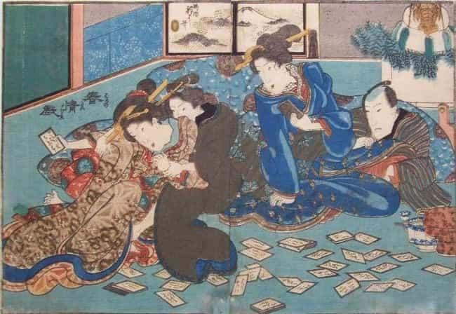 What Sex Was Like in Feudal Japan