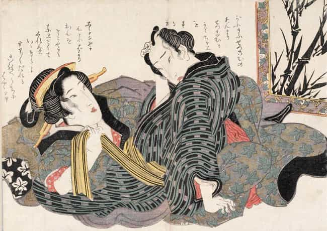 Sexual Pleasure Was Tantamount... is listed (or ranked) 4 on the list What Sex Was Like in Feudal Japan