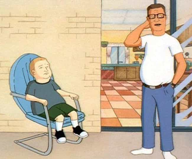 The End of the Pilot Epi... is listed (or ranked) 3 on the list 12 Times Hank Was Genuinely Proud of Bobby on King of the Hill