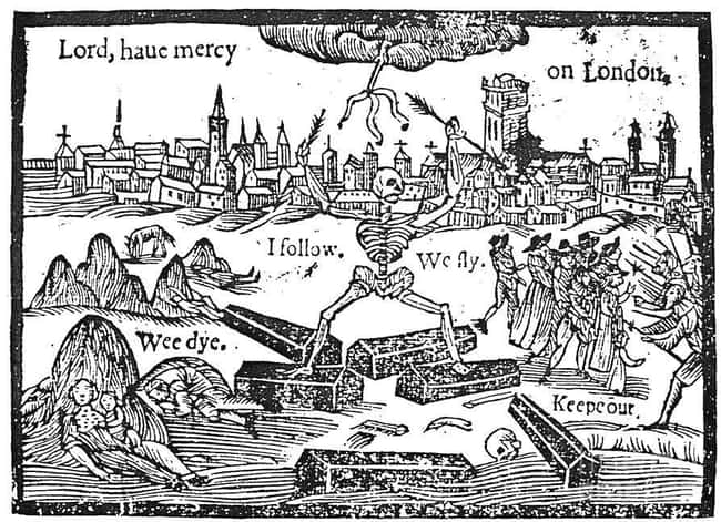 There Was Still An Active Gay is listed (or ranked) 5 on the list What Sex Was Like During The Black Death