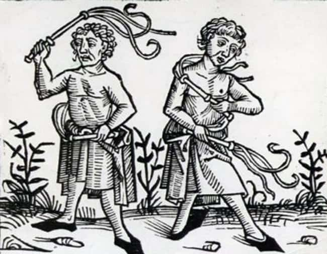 'Pseudo-Flagellants' Performed is listed (or ranked) 6 on the list What Sex Was Like During The Black Death