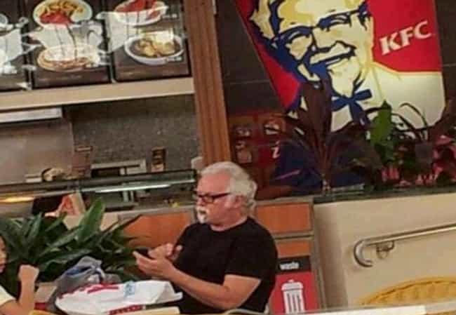 Glitch in the Matrix is listed (or ranked) 1 on the list The 24 Greatest Moments in KFC History