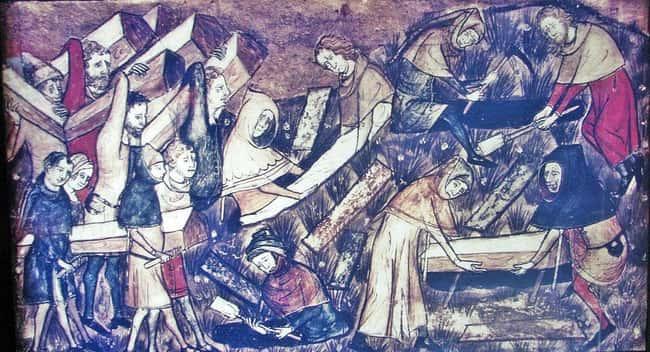 Incidents Of Incest Increased is listed (or ranked) 7 on the list What Sex Was Like During The Black Death