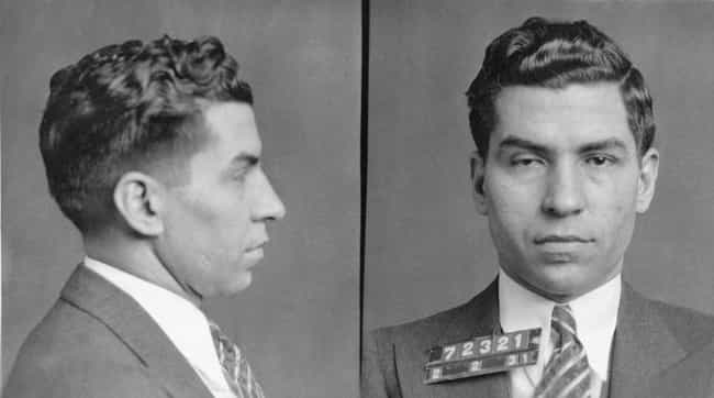 Mob Boss Lucky Luciano Helped ... is listed (or ranked) 3 on the list 8 Times the CIA and the Mob Worked Together to Influence World Events