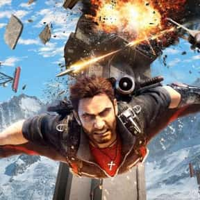 Just Cause 3 is listed (or ranked) 15 on the list The Best PlayStation 4 Action Games