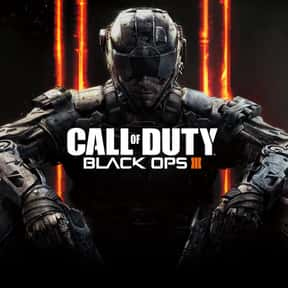 Call of Duty: Black Ops III is listed (or ranked) 22 on the list The Best PlayStation 4 Action Games