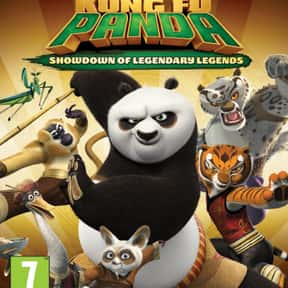 Kung Fu Panda: Showdown of Leg is listed (or ranked) 10 on the list The Best Wii U Fighting Games