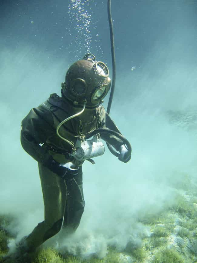 A Diver Panics and Succumbs to... is listed (or ranked) 3 on the list 16 Terrifying Scuba Accidents That Will Make You Think Twice About Diving