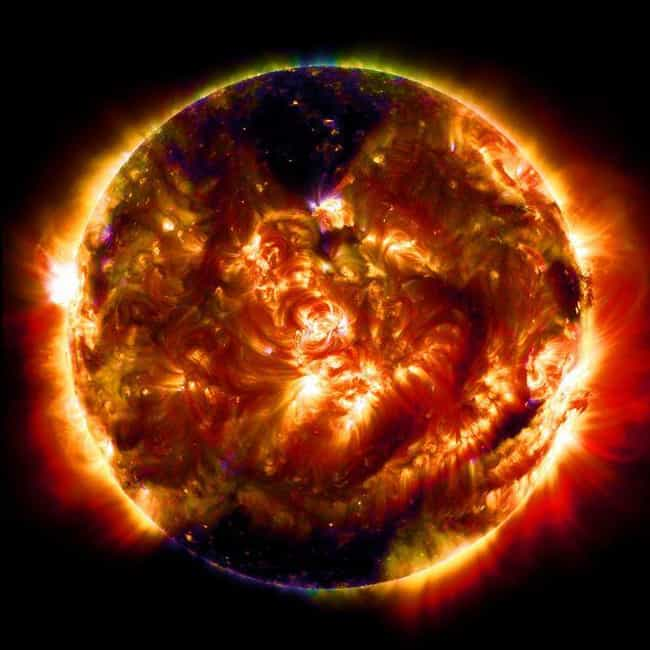You Will Get Skin Cancer in a ... is listed (or ranked) 2 on the list When Your Body Is Exposed to the Vacuum of Space, Your Blood 'Boils' And You Inflate Like A Balloon