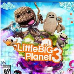 Little Big Planet 3 is listed (or ranked) 7 on the list The Best PlayStation 4 Party Games