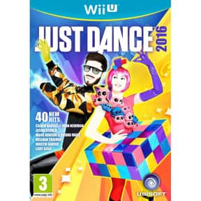 Just Dance 2016 is listed (or ranked) 18 on the list The Best PlayStation 4 Party Games