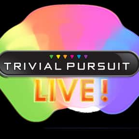 Trivial Pursuit Live! is listed (or ranked) 5 on the list The Best PlayStation 4 Party Games