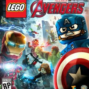 Lego Marvel's Avengers is listed (or ranked) 22 on the list The Best PlayStation 4 Party Games