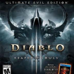 Diablo III: Reaper of Souls is listed (or ranked) 14 on the list The Best PlayStation 4 Party Games
