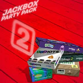 Jackbox Party Pack 2 is listed (or ranked) 1 on the list The Best PlayStation 4 Party Games