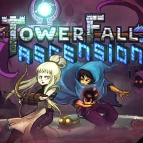 TowerFall Ascension is listed (or ranked) 3 on the list The Best PlayStation 4 Party Games