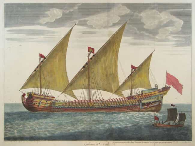 Galleasses of Lepanto is listed (or ranked) 1 on the list The Most Influential Warships of the Modern Era