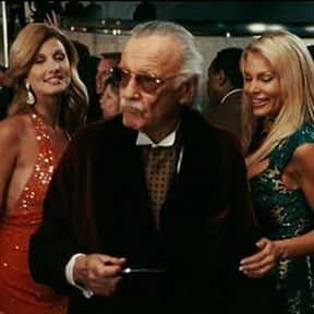 "Stan ""The Man"" Lee is listed (or ranked) 6 on the list The Best Characters In The Marvel Cinematic Universe"