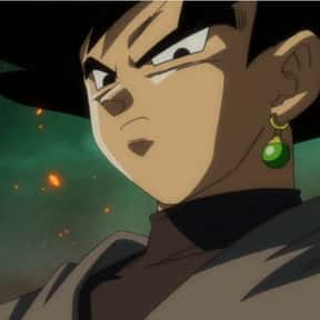 Goku Black is listed (or ranked) 22 on the list The Best Dragon Ball Z Characters of All Time