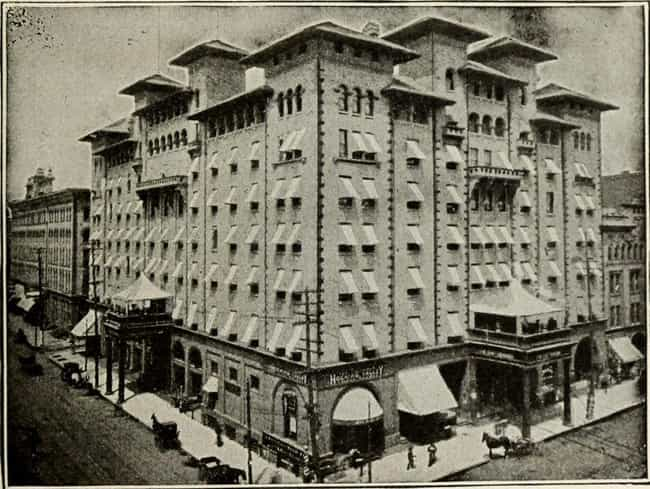 The Hotel Vendome Suffer... is listed (or ranked) 6 on the list The Creepiest Urban Legends and Ghost Stories from Arizona