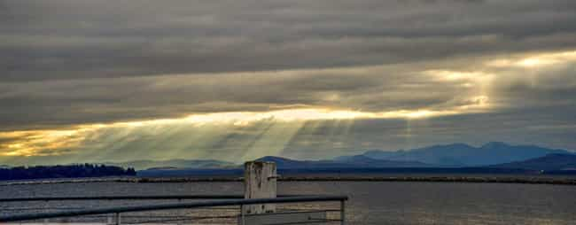 Two Teenagers Were Abducted by... is listed (or ranked) 3 on the list 11 Myths and Mysteries Surrounding Lake Champlain