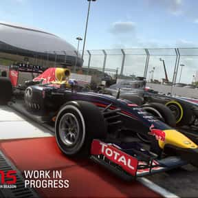 F1 2015 is listed (or ranked) 14 on the list The Best PlayStation 4 Simulation Games