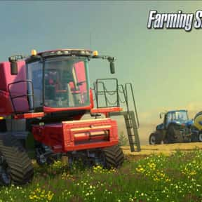 Farming Simulator 15 is listed (or ranked) 4 on the list The Best PlayStation 4 Simulation Games