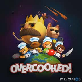 Overcooked is listed (or ranked) 5 on the list The Best PlayStation 4 Simulation Games