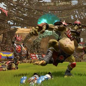 Blood Bowl 2 is listed (or ranked) 13 on the list The Best PlayStation 4 Simulation Games