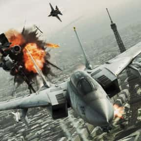 Ace Combat 7 is listed (or ranked) 7 on the list The Best PlayStation 4 Simulation Games