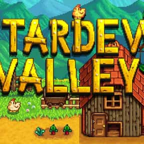 Stardew Valley is listed (or ranked) 1 on the list The Best PlayStation 4 Simulation Games