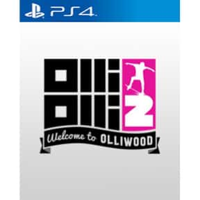 OlliOlli2: Welcome to Olliwood is listed (or ranked) 23 on the list The Best PlayStation 4 Simulation Games
