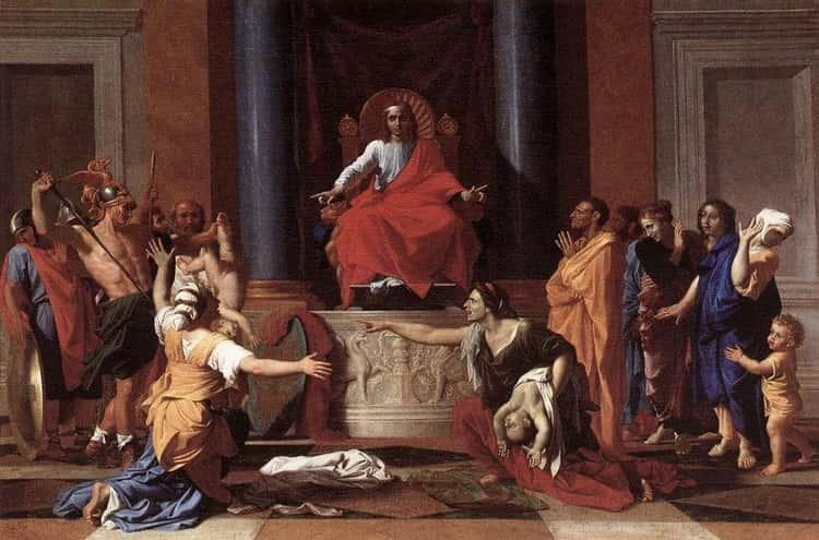 King Solomon Has Some Strange Views on Child Care