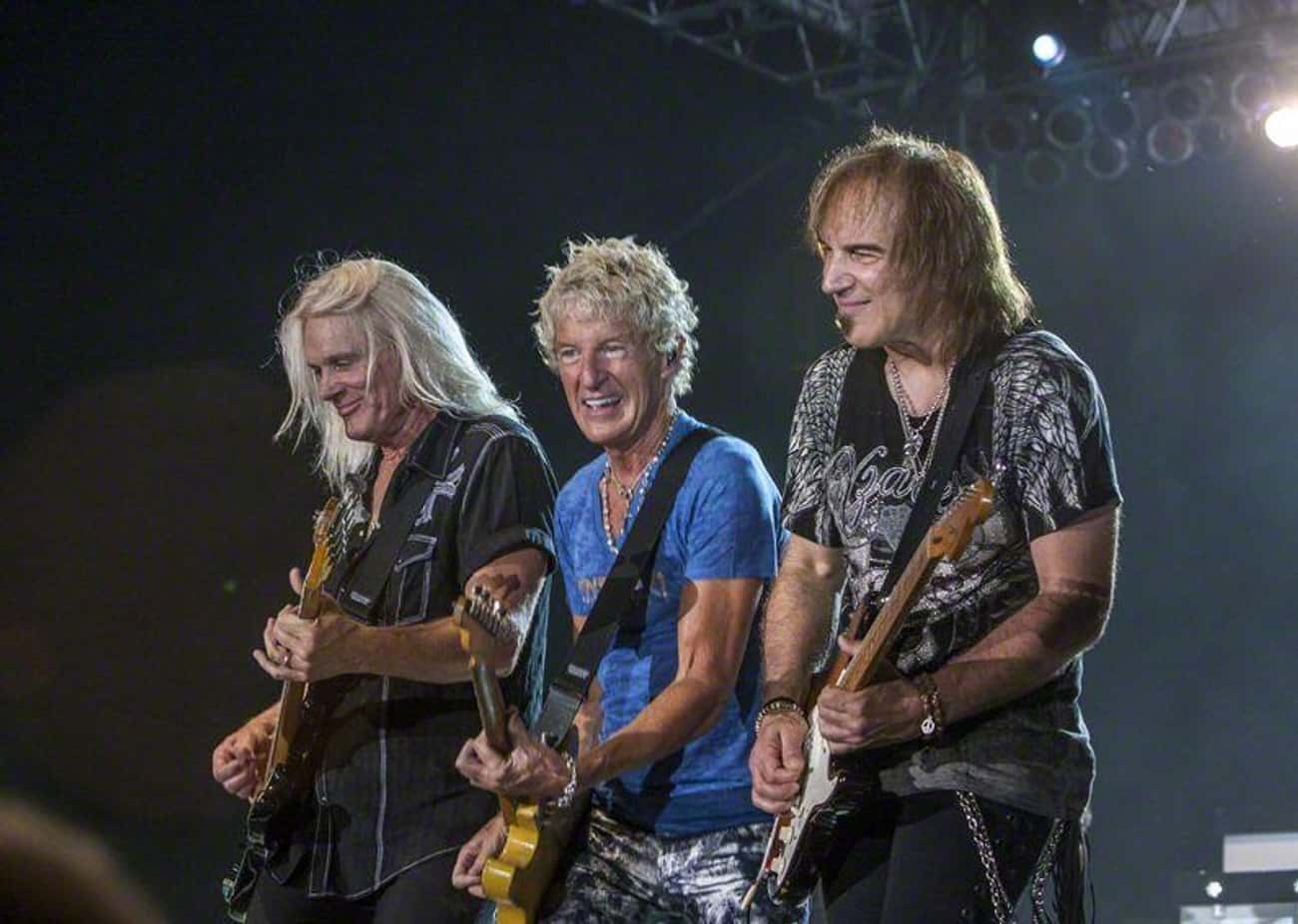Rock Legends Cruise is listed (or ranked) 3 on the list 14 Music Cruises That Really Rock