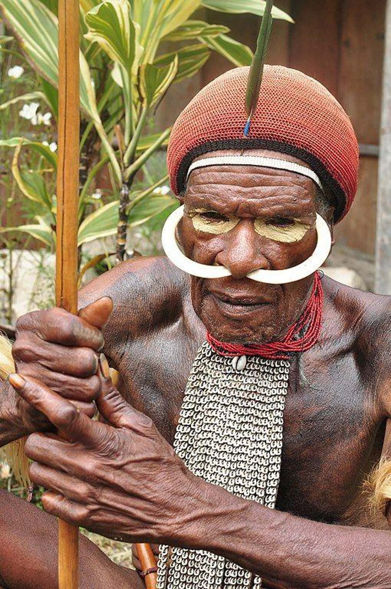 The Practice Was Mostly Applie is listed (or ranked) 1 on the list Why And How Peoples Of The Dani Tribe Cut Off Fingers As A Way Of Mourning