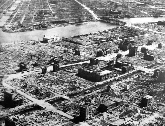 Most Cities Were Flattened is listed (or ranked) 1 on the list 15 Weird, Unexpected Realities of Life in Japan Right After WWII