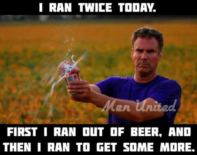 Wish You Were Beer is listed (or ranked) 3 on the list 22 Funny Anti-Fitness Jokes For Those Who Can't Be Bothered With The Gym
