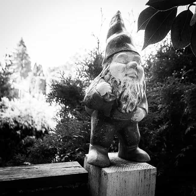 Garden Gnomes: Saved by ... is listed (or ranked) 3 on the list Popular Lawn Ornaments Everyone Has and Why They Became a Thing
