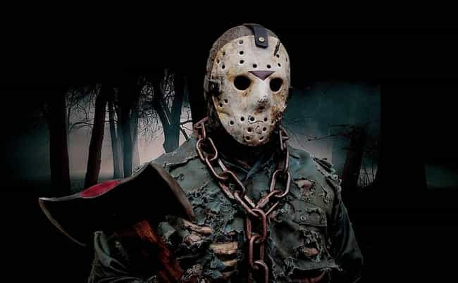 Jason Voorhees is listed (or ranked) 1 on the list 19 Insanely Awesome and Unbelievably Accurate Horror Cosplays