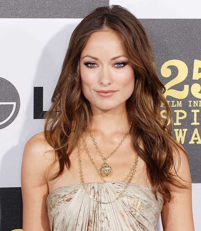 Olivia Wilde is listed (or ranked) 7 on the list 12 Awesome Women Who Almost Played Captain Marvel