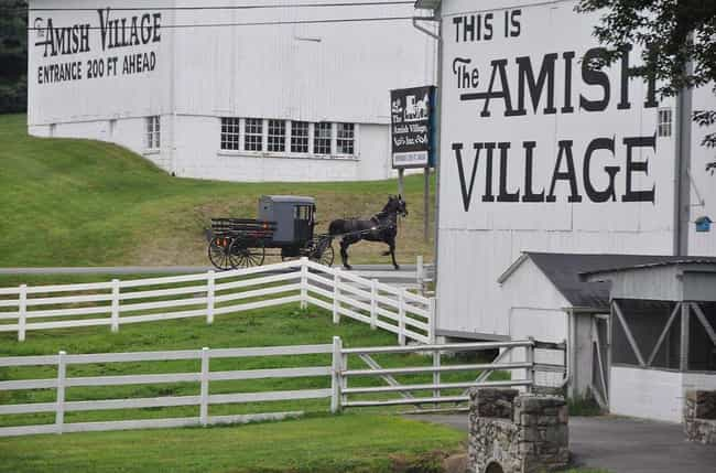 The Ordnung Serves As An Unwri... is listed (or ranked) 2 on the list 21 Fascinating Facts About Amish Beliefs and Culture
