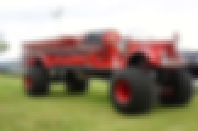 When the Fire Station Will Be ... is listed (or ranked) 4 on the list The Most Hilarious Redneck Trucks of All Time