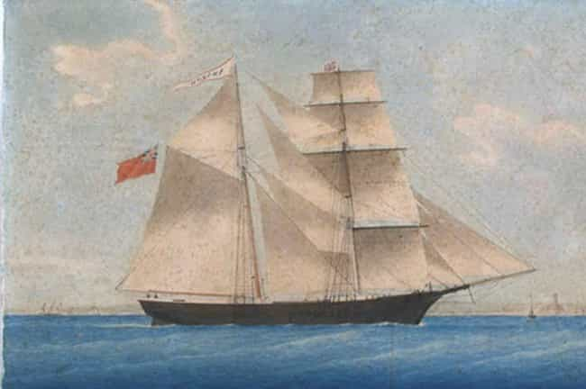 The Mary Celeste is listed (or ranked) 4 on the list Spooky Mass Disappearances That Have Never Been Solved