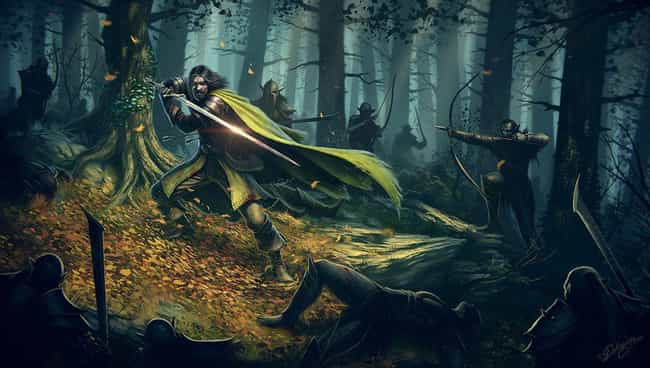 Boromir: The Most Underrated o... is listed (or ranked) 2 on the list The Best Lord of the Rings and The Hobbit Fan Art